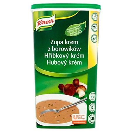 Knorr Крем-суп з білих грибів суха суміш 1,3 кг